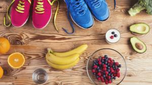 Правильное питание для бегуна