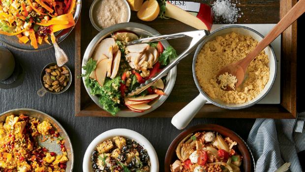 5 способов добавить зерновые в ваш салат