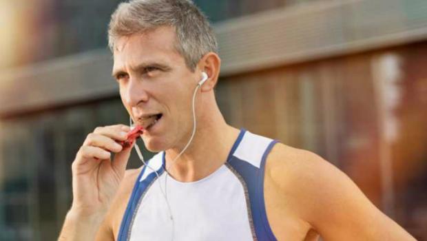 Что едят марафонцы перед забегом?