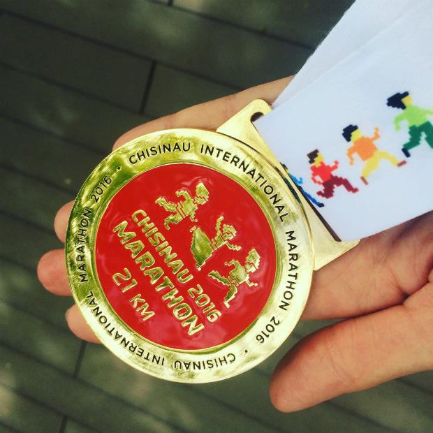 Кишиневский марафон